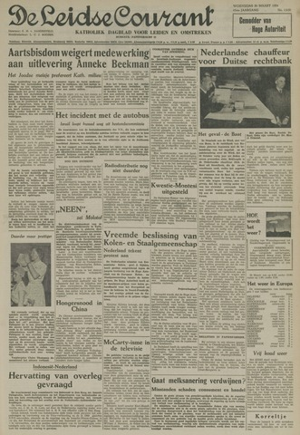 Leidse Courant 1954-03-24