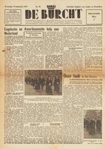De Burcht 1945-09-19