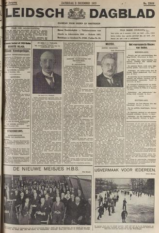 Leidsch Dagblad 1933-12-09