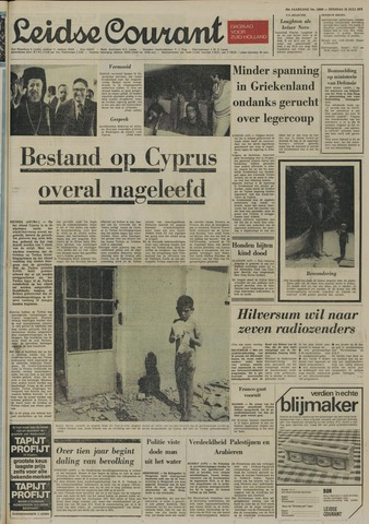 Leidse Courant 1974-07-23