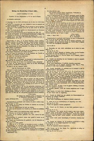 Handelingen van de Raad 1881-03-03