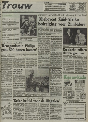 Nieuwe Leidsche Courant 1980-07-07