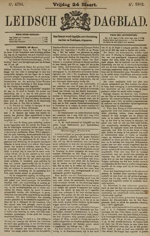 Leidsch Dagblad 1882-03-24