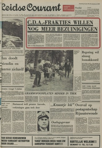 Leidse Courant 1976-06-24