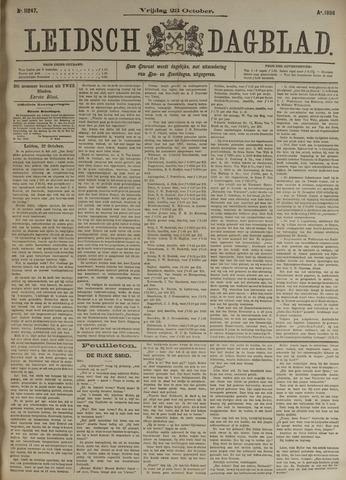 Leidsch Dagblad 1896-10-23