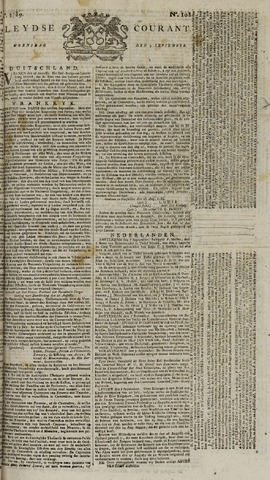 Leydse Courant 1789-09-09