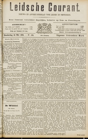 Leydse Courant 1890-05-23