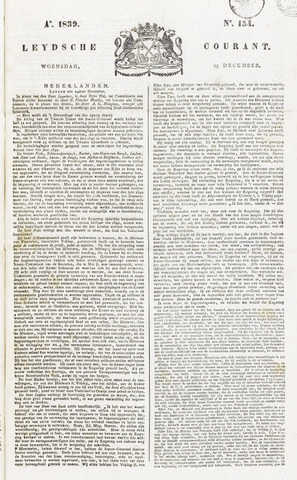 Leydse Courant 1839-12-25