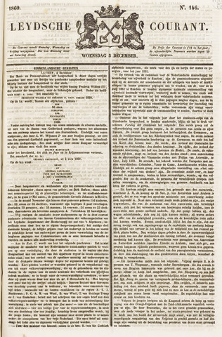 Leydse Courant 1860-12-05