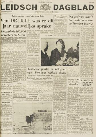 Leidsch Dagblad 1963-04-16