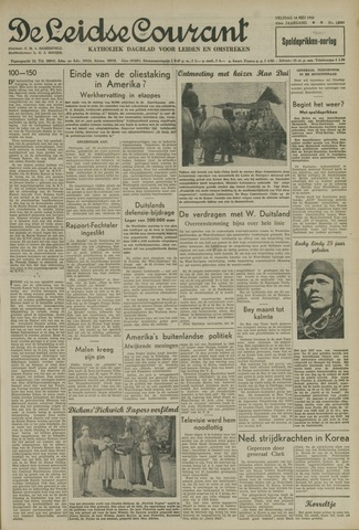 Leidse Courant 1952-05-16