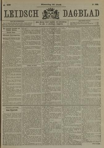 Leidsch Dagblad 1909-06-21