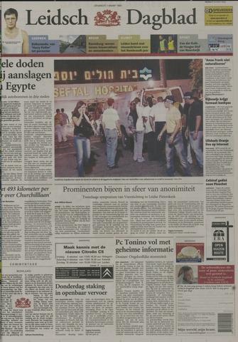 Leidsch Dagblad 2004-10-08