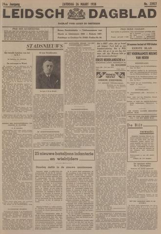 Leidsch Dagblad 1938-03-26