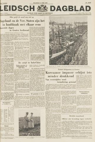 Leidsch Dagblad 1954-05-24