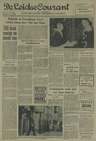 Leidse Courant 1964-04-24