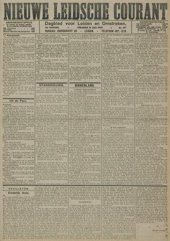 Nieuwe Leidsche Courant 1921-07-08
