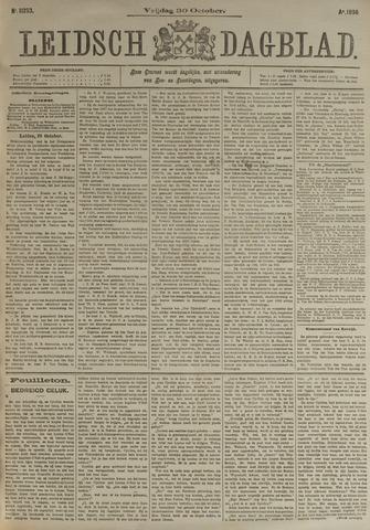 Leidsch Dagblad 1896-10-30