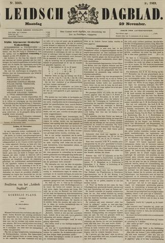 Leidsch Dagblad 1869-11-29
