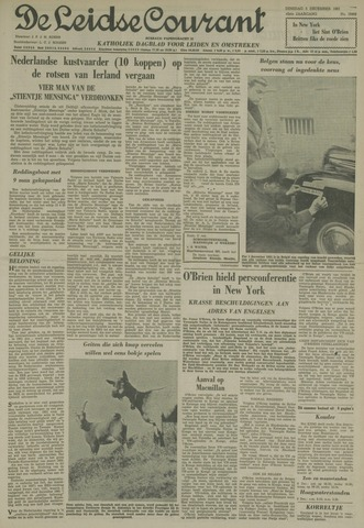 Leidse Courant 1961-12-05