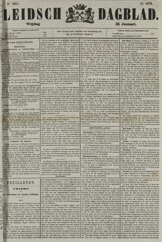 Leidsch Dagblad 1873-01-31