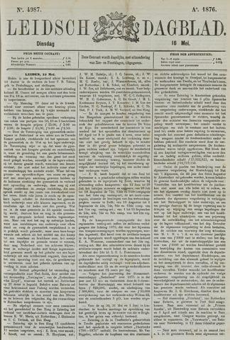 Leidsch Dagblad 1876-05-16