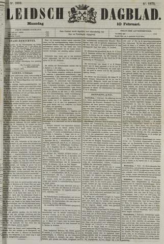 Leidsch Dagblad 1873-02-10