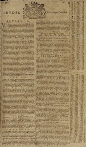 Leydse Courant 1767-05-04