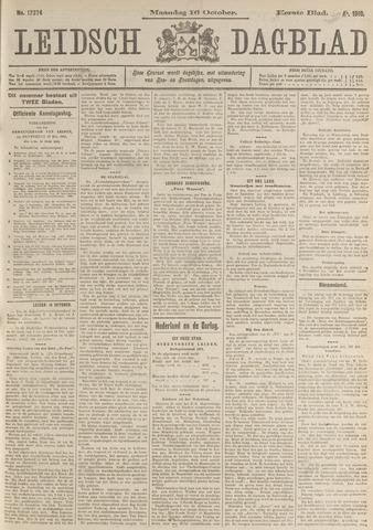 Leidsch Dagblad 1916-10-16
