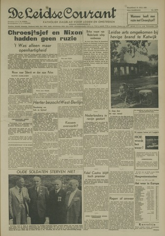 Leidse Courant 1959-07-27