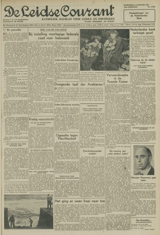 Leidse Courant 1948-01-14