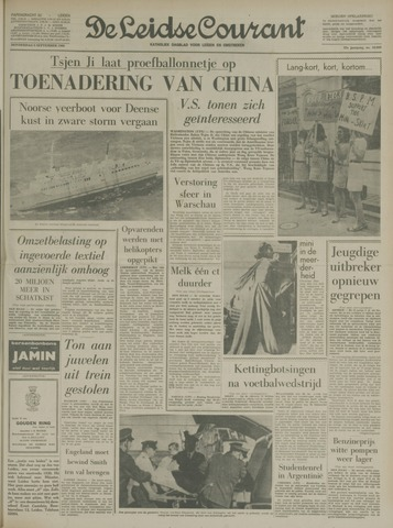Leidse Courant 1966-09-08