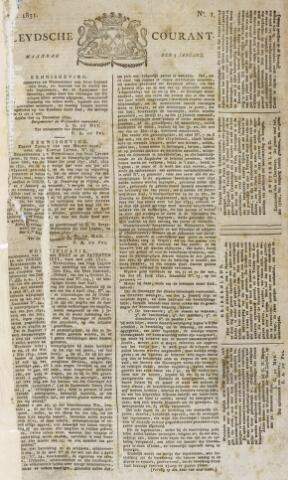 Leydse Courant 1831