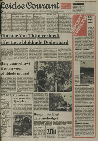 Leidse Courant 1981-09-14