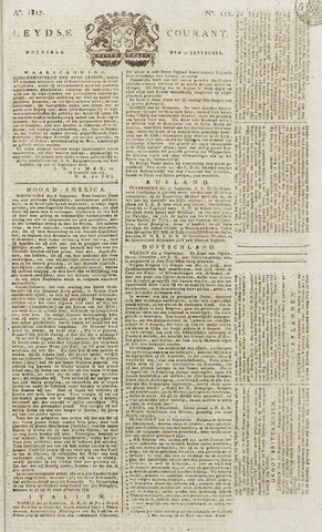 Leydse Courant 1817-09-17