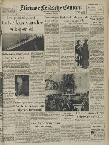 Nieuwe Leidsche Courant 1957-10-02
