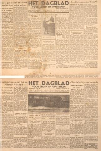 Dagblad voor Leiden en Omstreken 1944-11-10