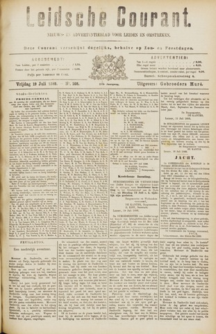Leydse Courant 1889-07-19
