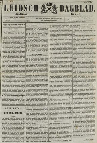 Leidsch Dagblad 1873-04-10