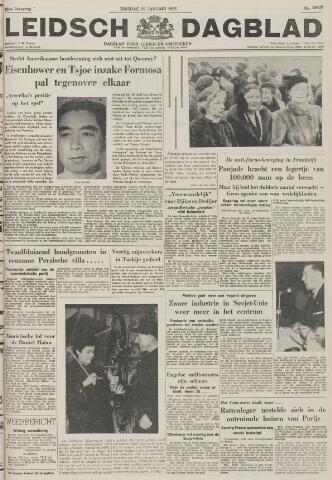Leidsch Dagblad 1955-01-25