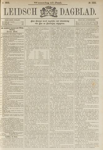 Leidsch Dagblad 1892-06-15