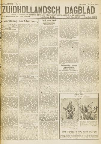 Zuidhollandsch Dagblad 1944-06-27