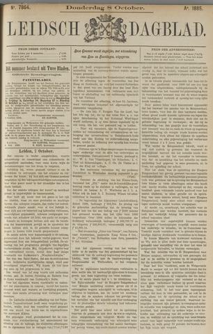 Leidsch Dagblad 1885-10-08
