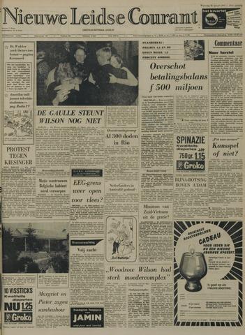 Nieuwe Leidsche Courant 1967-01-25