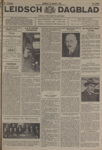 Leidsch Dagblad 1935-03-12
