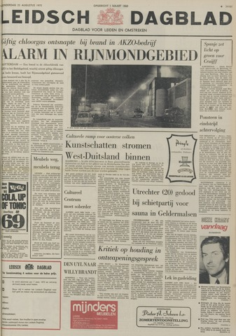 Leidsch Dagblad 1973-08-23