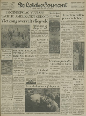 Leidse Courant 1966-04-13