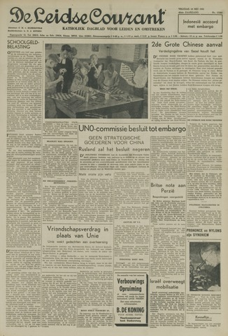 Leidse Courant 1951-05-18