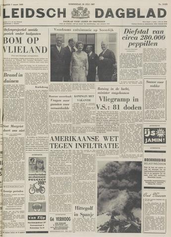 Leidsch Dagblad 1967-07-20