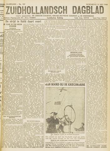 Zuidhollandsch Dagblad 1944-05-31